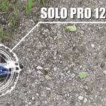 SOLO PRO 128 EC145の飛行に合成の技術を取り入れてみた