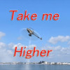 フェニックスRCフライトシミュレーターで激しい動きで練習中