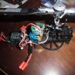 Master CPのモーターと受信機の修理方法
