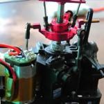 Walkera Mini CPのカラー交換とシャフト交換方法
