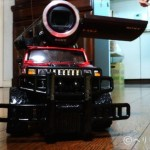 GMハマーの車載動画を撮ってみた