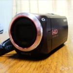 SONY HDR-CX390のレビュー