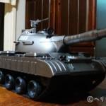 戦車のおもちゃを買ってみた