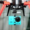 RC EYE One XtremeにDJI PHANTOM用のカメラマウントジンバルを取り付けてみた