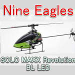 SOLO MAXX Revolution BL LEDのレビュー