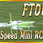 FT008 High Speed Mini RC Boat