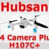 Hubsan X4 CAM PLUS H107C+のレビュー