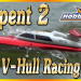 Hobby King Serpent 2 Mini V-Hull Racing Boat