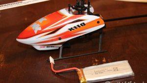K110にお勧めのバッテリー